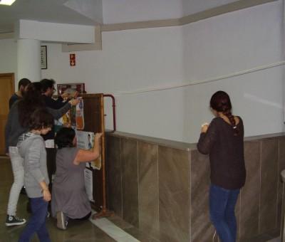 """Curso """"Participación ciudadana y democracia participativa"""" (Facultad de Trabajo Social, UGR)"""