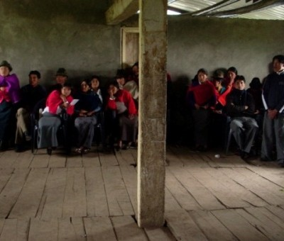 Programa de Educación Ambiental Participativa (Pallatanga, Ecuador)