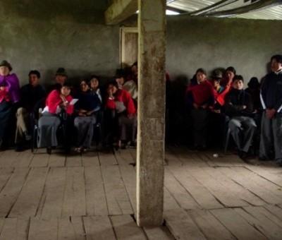 Programa de Educación Ambiental Participativa (Pallatanga, Ecuador)