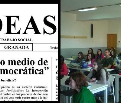 """Asesoría técnica en """"Investigación-Acción sobre la participación sociopolítica del alumnado (UGR)"""""""