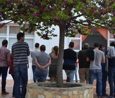 Formación en participación ciudadana con vecinos/as en Cuevas del Becerro (Málaga)
