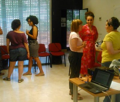 """Curso """"Diagnósticos Participativos: Coordenadas para una campaña sobre género y diversidad cultural"""""""