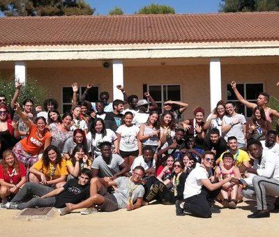 Facilitación del Encuentro de Jóvenes y DDHH