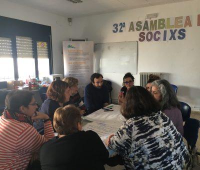 Aspa: Taller acompañamiento organizativo «Una mirada interna»