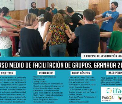 Formación NivelMedio Facilitación Granada 2020