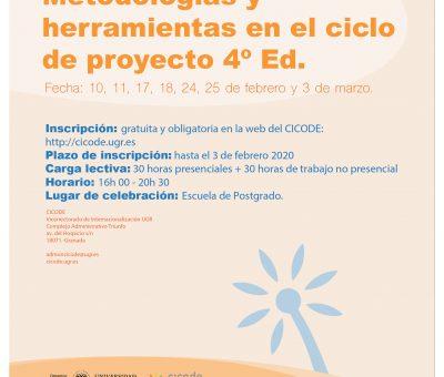 Curso Participación Ciudadana: Metodologías y herramientas en el ciclo del proyecto 4ª Edición