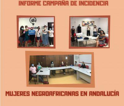 Dinamización y asesoramiento de la Campaña Mujeres Negroafricanas en Andalucía