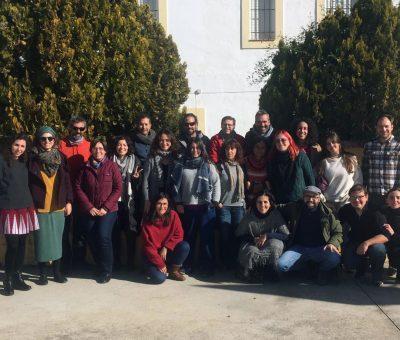 Facilitación con el grupo de Educación para el Desarrollo de la CAONGD