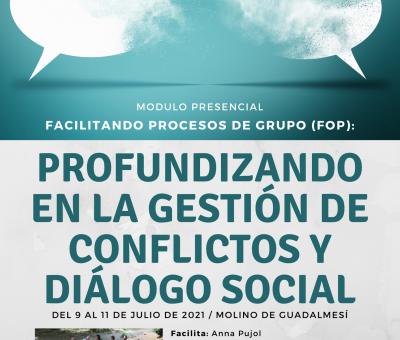 Módulo extra: Facilitando procesos de grupo (FOP)